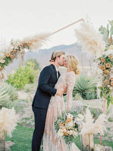 Pura Soul Photography, Pampas Grass Little Hill Floral Design